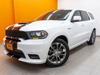 Used 2019 Dodge Durango R/T AWD TOIT SIÈGES /VOLANT CHAUF GR. REMORQ *NAV* for sale in St-Jérôme, QC