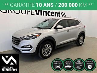 Used 2016 Hyundai Tucson PREMIUM ** GARANTIE 10 ANS ** Occasion à saisir, bas kilométrage! for sale in Shawinigan, QC