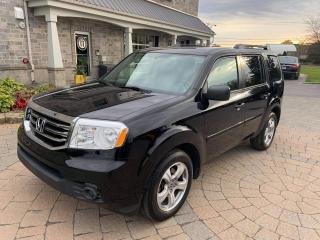 Used 2013 Honda Pilot 4 RM 4 portes LX for sale in St-Eustache, QC