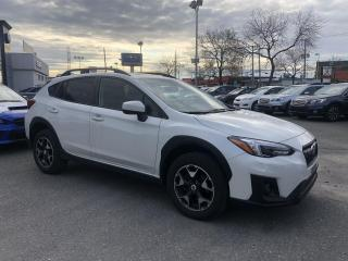Used 2018 Subaru XV Crosstrek Sport CVT avec ensemble EyeSight for sale in Trois-Rivières, QC