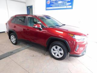 Used 2020 Toyota RAV4 LE AWD for sale in Listowel, ON