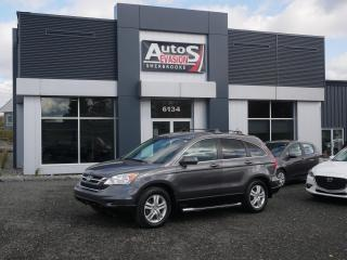 Used 2011 Honda CR-V EX 4WD + INSPECTÉ + FREINS NEUFS for sale in Sherbrooke, QC