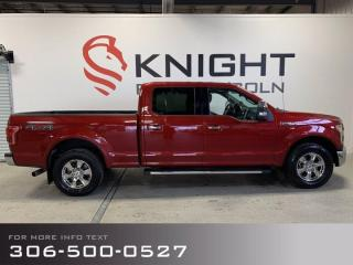Used 2015 Ford F-150 Lariat, Excellent Condition! for sale in Moose Jaw, SK
