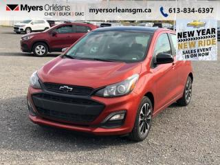 New 2021 Chevrolet Spark LT  - SiriusXM for sale in Orleans, ON