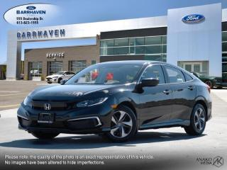 Used 2019 Honda Civic SEDAN LX for sale in Ottawa, ON