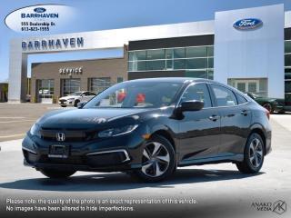 Used 2019 Honda Civic SEDAN LX for sale in Ottawa, ON