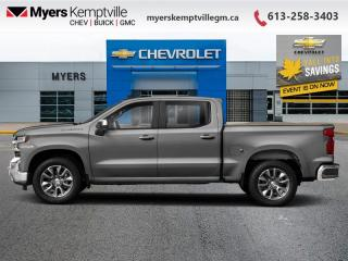 New 2021 Chevrolet Silverado 1500 LTZ  - Cooled Seats for sale in Kemptville, ON