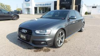 Used 2014 Audi A4 Technik for sale in New Hamburg, ON