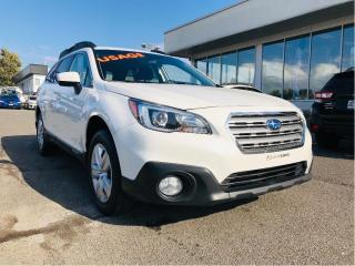 Used 2017 Subaru Outback 5DR WGN CVT 2.5I for sale in Lévis, QC