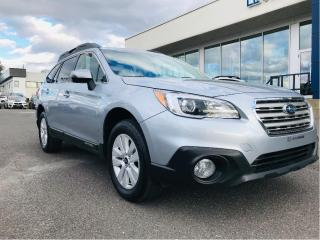 Used 2017 Subaru Outback 5dr Wgn CVT 2.5i Touring,toit, for sale in Lévis, QC
