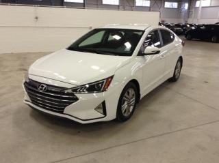 Used 2020 Hyundai Elantra PREFERRED ECRAN DET ANGLES for sale in Longueuil, QC