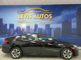 Used 2016 Honda Civic LX AUTOMATIQUE CAMERA DE RECUL BLUETOOTH for sale in Lévis, QC