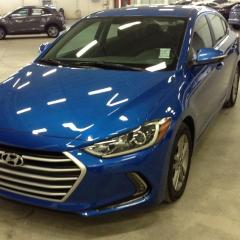 Used 2017 Hyundai Elantra GL ECRAN JANTES for sale in Longueuil, QC