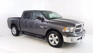 Used 2019 RAM 1500 Classic SLT Crew Cab 4x4, 5.7L Hemi, 20 Wheels, 8.4 Displa for sale in Winnipeg, MB