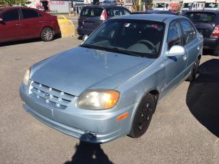 Used 2003 Hyundai Accent for sale in Laval, QC