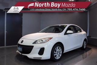 Used 2013 Mazda MAZDA3 GX CERTIFIED - Click Here! Test Drive Appts Available! for sale in North Bay, ON