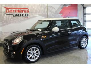 Used 2016 MINI Cooper Hardtop Hardtop for sale in Lévis, QC