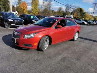Used 2014 Chevrolet Cruze 1LT for sale in Madoc, ON