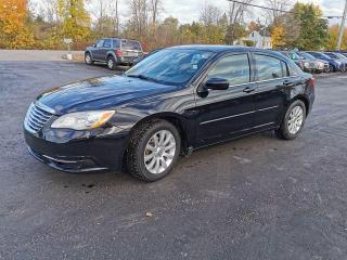 Used 2013 Chrysler 200 LX for sale in Madoc, ON