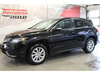 Used 2018 Acura RDX AWD for sale in Lévis, QC
