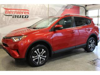 Used 2017 Toyota RAV4 LE AWD for sale in Lévis, QC