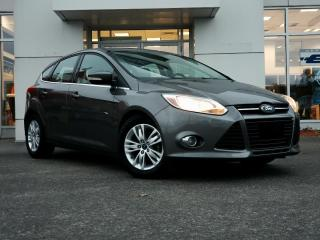 Used 2012 Ford Focus SEL for sale in Kingston, ON
