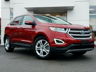 Used 2017 Ford Edge Titanium for sale in Kingston, ON