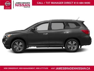 New 2020 Nissan Pathfinder SL PREMIUM for sale in Kingston, ON