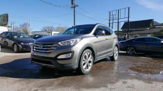 Used 2014 Hyundai Santa Fe Sport SE for sale in Winnipeg, MB