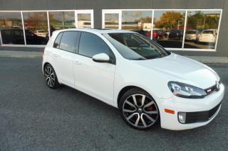 Used 2012 Volkswagen Golf GTI NAVI - DYNAUDIO - TOIT - AC - AUX - for sale in Québec, QC