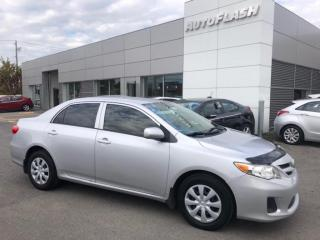 Used 2012 Toyota Corolla A/C *Cruise *Sieges-Chauffan/Heated-Seats for sale in St-Hubert, QC