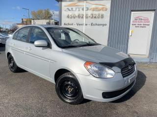 Used 2011 Hyundai Accent ***GL,AUTOMATIQUE,BAS KILO,AUBAINE*** for sale in Longueuil, QC