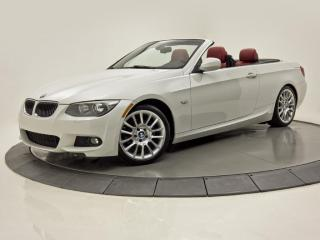 Used 2012 BMW 3 Series 2dr Cabriolet 328i  M package bas kilo for sale in Brossard, QC