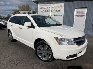 Used 2010 Dodge Journey ***R/T,AWD,CUIR,TOIT,MAGS,CAMERA,A/C*** for sale in Longueuil, QC