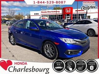Used 2016 Honda Civic LX**42 202 KM**0 ACCIDENT** for sale in Charlesbourg, QC