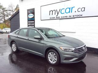 Used 2019 Volkswagen Jetta 1.4 TSI Highline LEATHER, SUNROOF, HEATED SEATS, ALLOYS, BACKUP CAM for sale in Richmond, ON