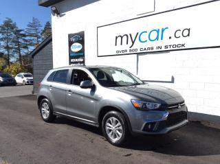 Used 2019 Mitsubishi RVR HEATED SEATS, BACKUP CAM, ALLOYS, BLUETOOTH!! for sale in Richmond, ON