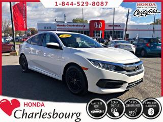Used 2017 Honda Civic LX AUTOMATIQUE**42 572 KM** for sale in Charlesbourg, QC