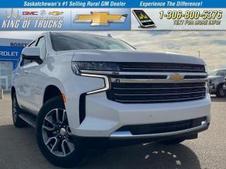 New 2021 Chevrolet Tahoe LT for sale in Rosetown, SK