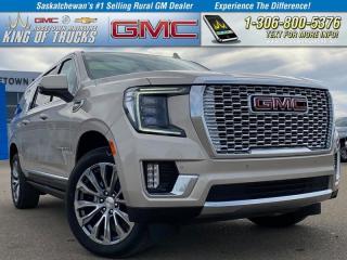 New 2021 GMC Yukon XL Denali for sale in Rosetown, SK
