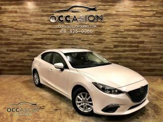 Used 2014 Mazda MAZDA3 Berline 4 portes, boîte automatique, GS- for sale in Ste-Brigitte-de-Laval, QC
