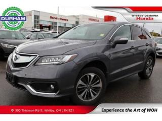 Used 2018 Acura RDX Elite AWD for sale in Whitby, ON
