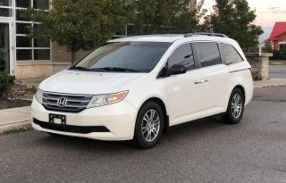 Used 2012 Honda Odyssey EX,EX for sale in Brampton, ON