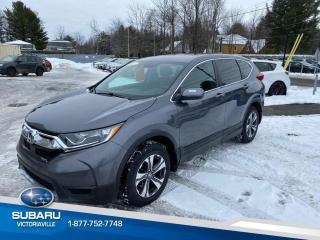 Used 2017 Honda CR-V AWD ** LX ** PNEUS HIVER NEUF for sale in Victoriaville, QC