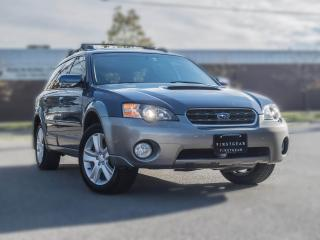 Used 2005 Subaru Legacy Wagon Outback XT Limited I LEATHER for sale in Toronto, ON