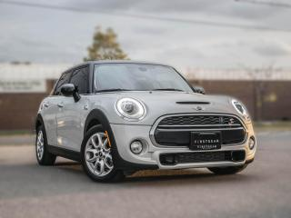 Used 2017 MINI Cooper Hardtop 5 Door S I NO ACCIDENT I LEATHER I PANO for sale in Toronto, ON
