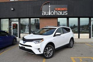 Used 2016 Toyota RAV4 Hybrid/XLE/SUNROOF/AWD/REAR CAMERA for sale in Concord, ON