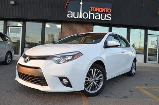 Used 2015 Toyota Corolla LE/SUNROOF/HTD SEATS/REAR CAM/ALLOYS for sale in Concord, ON