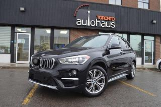 Used 2017 BMW X1 xDrive28i/HUD/NAVI/LEATHER/PANORAMA for sale in Concord, ON