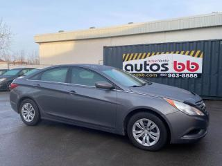 Used 2011 Hyundai Sonata for sale in Laval, QC